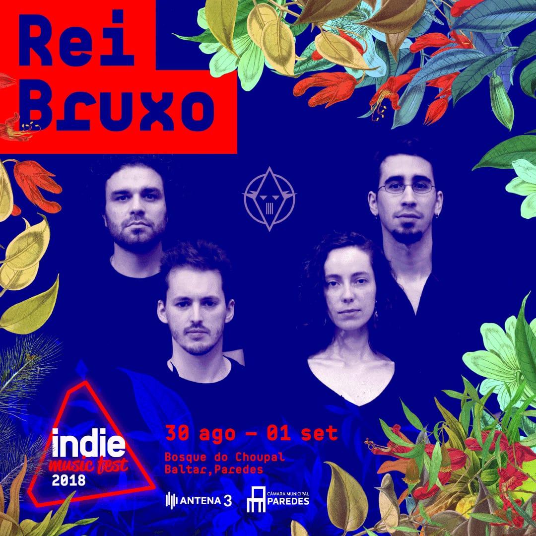 REI BRUXO live! – Ricardo Pinto Music